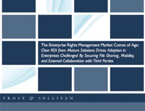 Frost & Sullivan Report