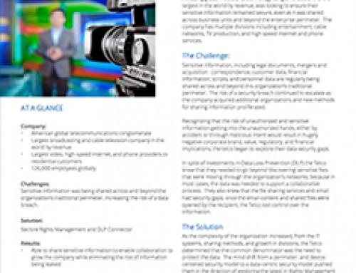 Media/Telecommunications