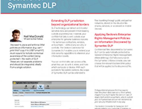 Seclore for Symantec DLP